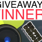 YouTube Giveaway Winners Announced!