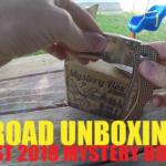 OFF-ROAD UNBOXING – YoYoFactory x YoYo Expert Buyer's Club Mystery Box – August 2018